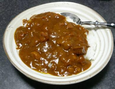 マルメロ鶏カレー