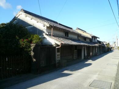 吉良川 重要伝統的建造物群保存地区