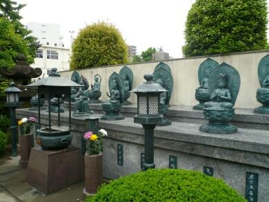 錫杖寺仏像