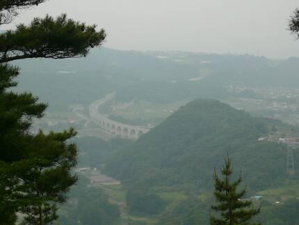 砥石城からの風景 上信越道.jpg
