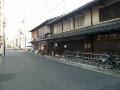 東海道大津宿