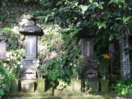 東善寺 小栗上野介の墓.jpg