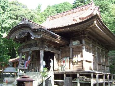 明石寺本堂
