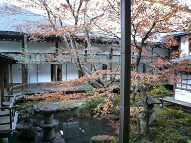 恵林寺庭園