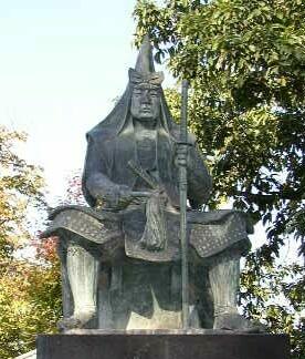 上杉謙信 銅像