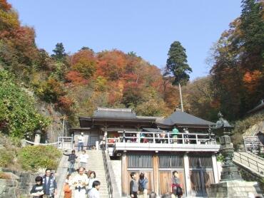 山寺奥の院