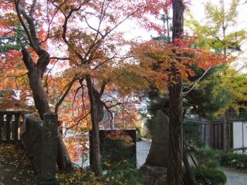 小鹿神社紅葉3