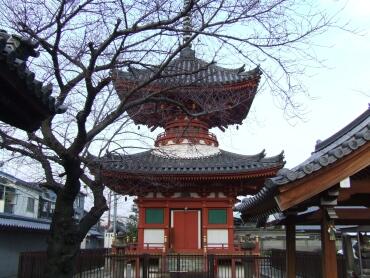 長園寺(後陽成天皇勅願寺)2.jpg