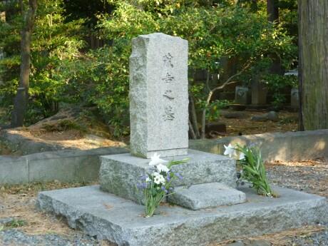 斎藤茂吉の墓.jpg