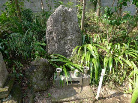 清泉寺 源義平の墓2.jpg