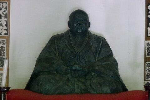 積翠寺 武田信玄公像.jpg