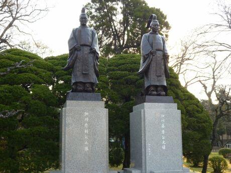 細川忠利・細川藤孝像.jpg