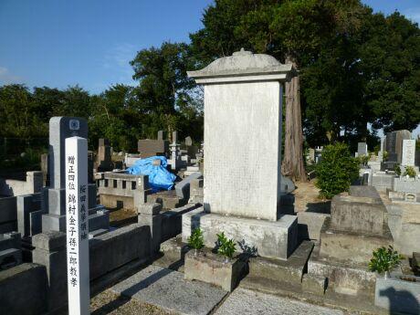 金子孫二郎の墓(桜田烈士).jpg
