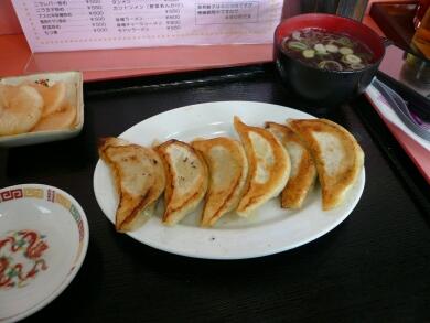きりんの餃子