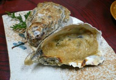 グラタン&焼き牡蠣