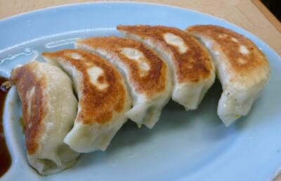 コムギの餃子