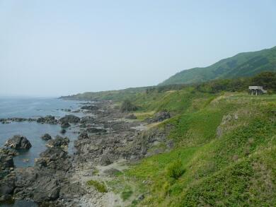 チゴキ崎からの風景