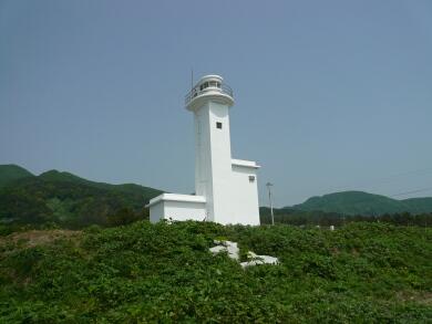 チゴキ崎灯台