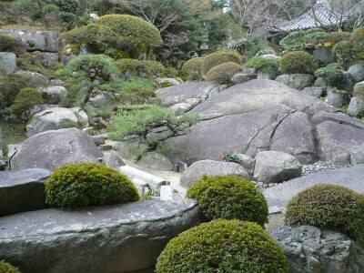 円通寺 庭園