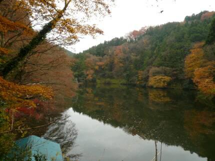 鎌北湖 紅葉1.jpg