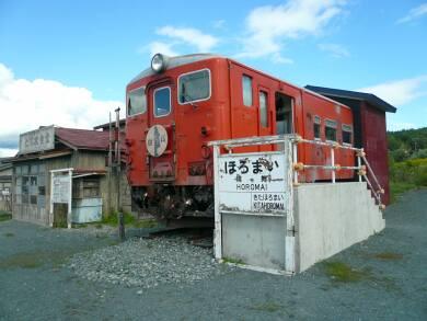 幾寅駅(幌舞駅)3