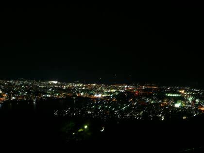 五台山夜景