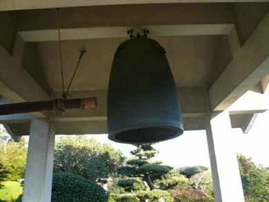 三河国分寺の鐘