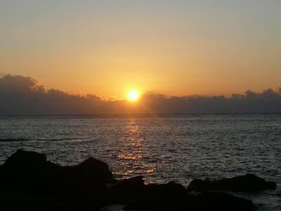 室戸岬の初日の出 日の出.jpg