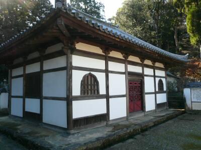 丈六寺経蔵