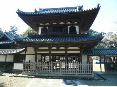 丈六寺山門
