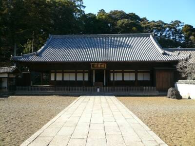 丈六寺本堂