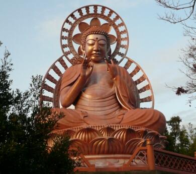 常福寺の大仏
