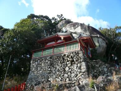 神倉神社本殿