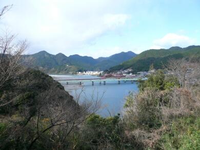 丹鶴城からの風景