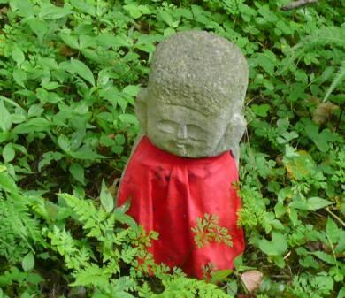 天台寺のお地蔵様