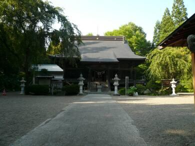 天台寺本堂
