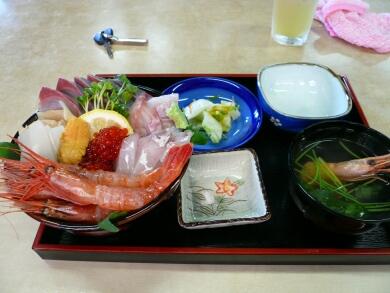 田島_海鮮丼