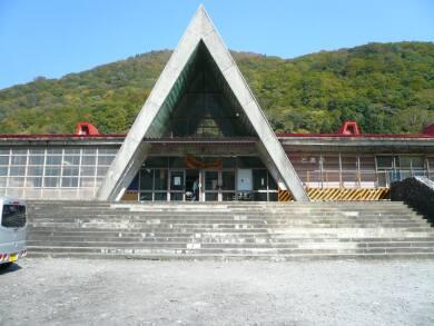 土合駅 駅舎