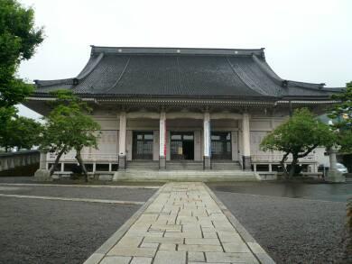 東本願寺函館別院 本堂