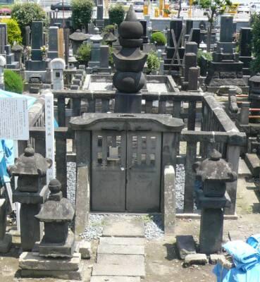 徳川忠長の墓.jpg