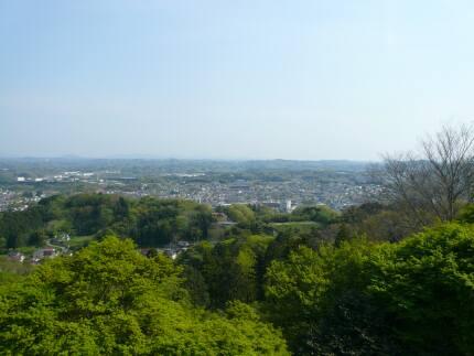 二本松 城から.jpg