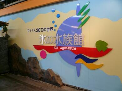 氷の水族館