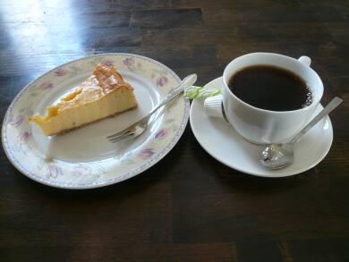 菩提樹のチーズケーキ