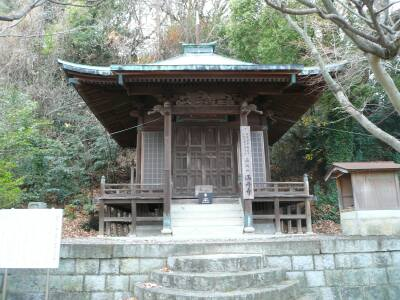 満舟寺本堂