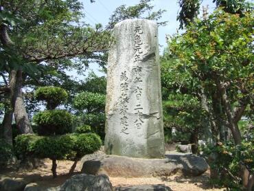 姉川戦没者供養塔