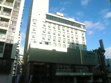 ニューグロリアホテル大分
