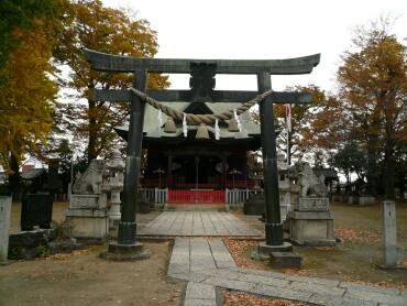 東岩清水八幡神社