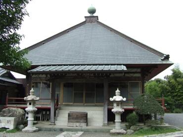 威光寺 稲城