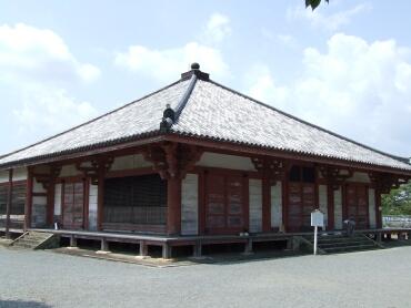 国宝 浄土堂