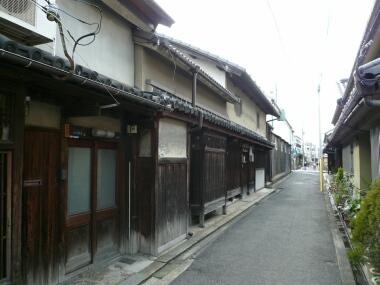 貝塚寺内町